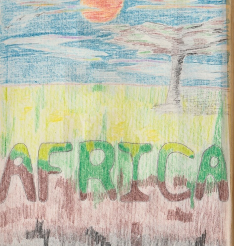 My travel diary from our four month African overland adventure in 1989.