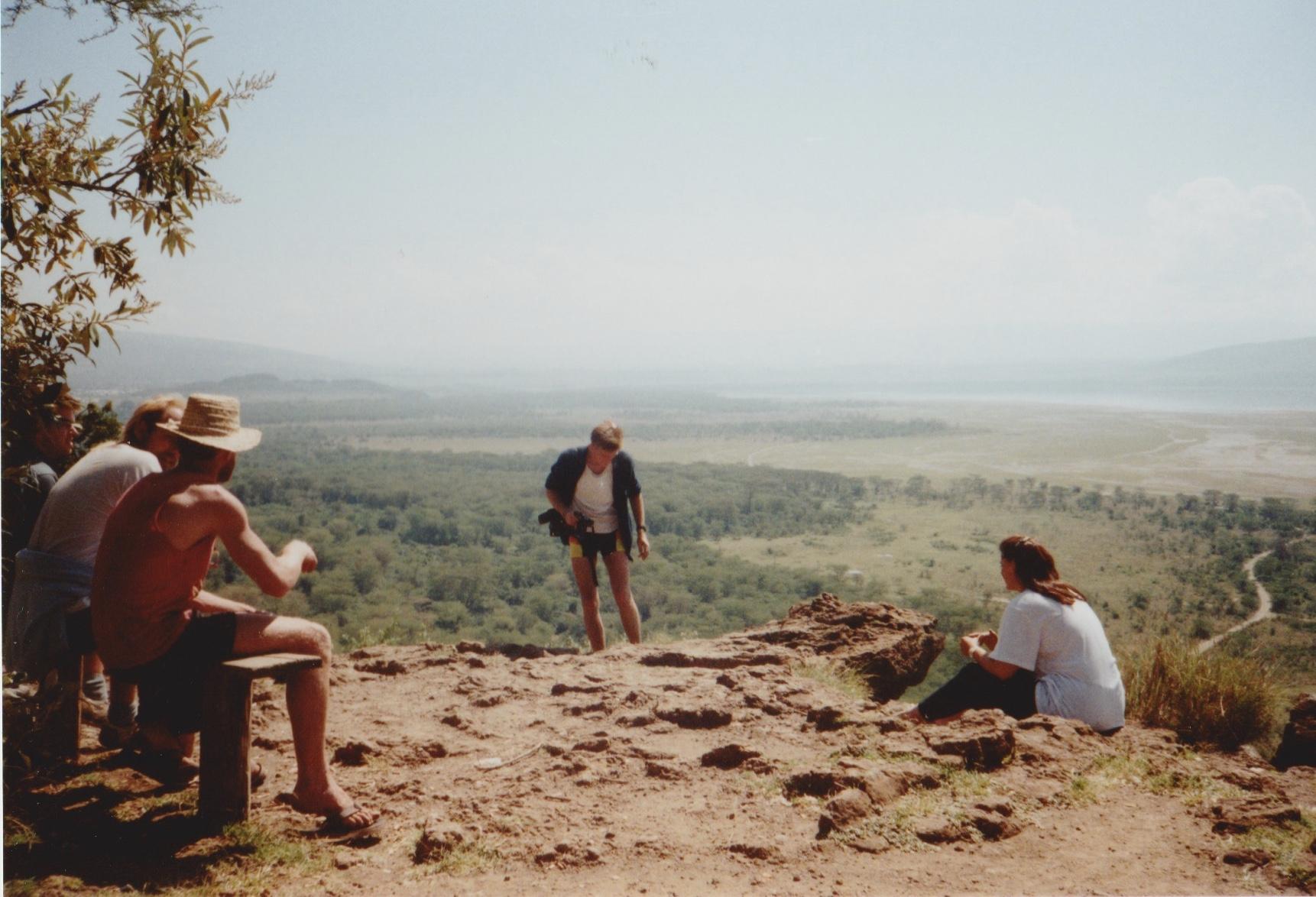Baboon Bluff