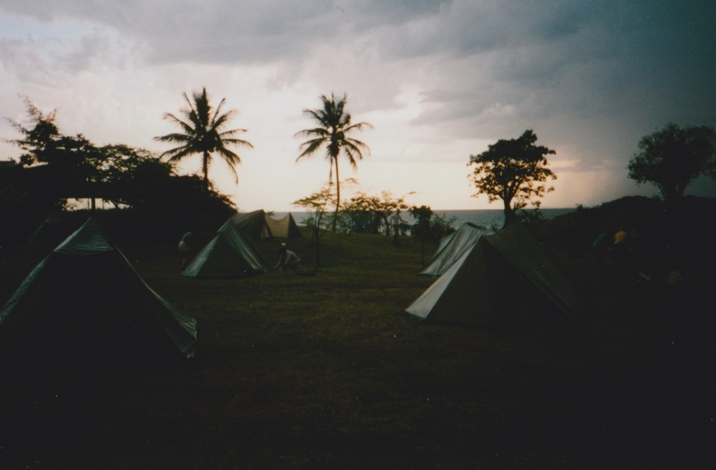 Lake Victoria, Kenya.